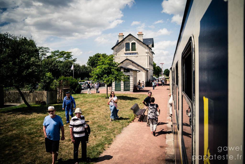 Gare de Mortagne sur Sèvre