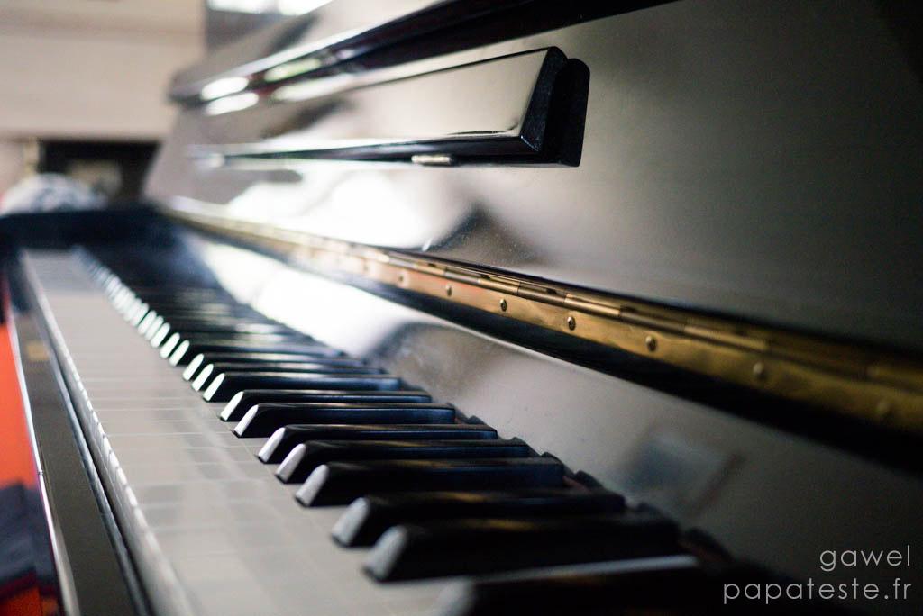 Un peu de musique