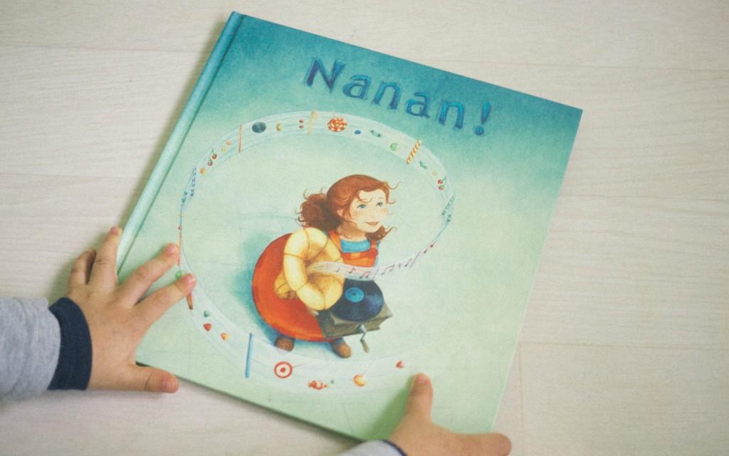 Couverture Nanan ! - Jazz pour enfants